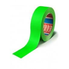 tesa 4671-25mx19mm Bandă textilă laminata cu pasta acrilica. Culoare verde