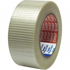 tesa 4591-50mx50mm Banda adeziva cu fibre incrucisate CROSS FILAMENT