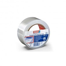 tesa 4668-33mx50mm Banda adeziva din polietilena transparenta