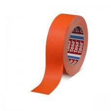 tesa 4671-25mx19mm Bandă textilă laminata cu pasta acrilica. Culoare orange